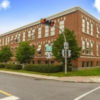 Immobilier quebec canada montreal appartement superbe loft avec chambre ferm e 15 rue st - Chambre immobiliere quebec ...